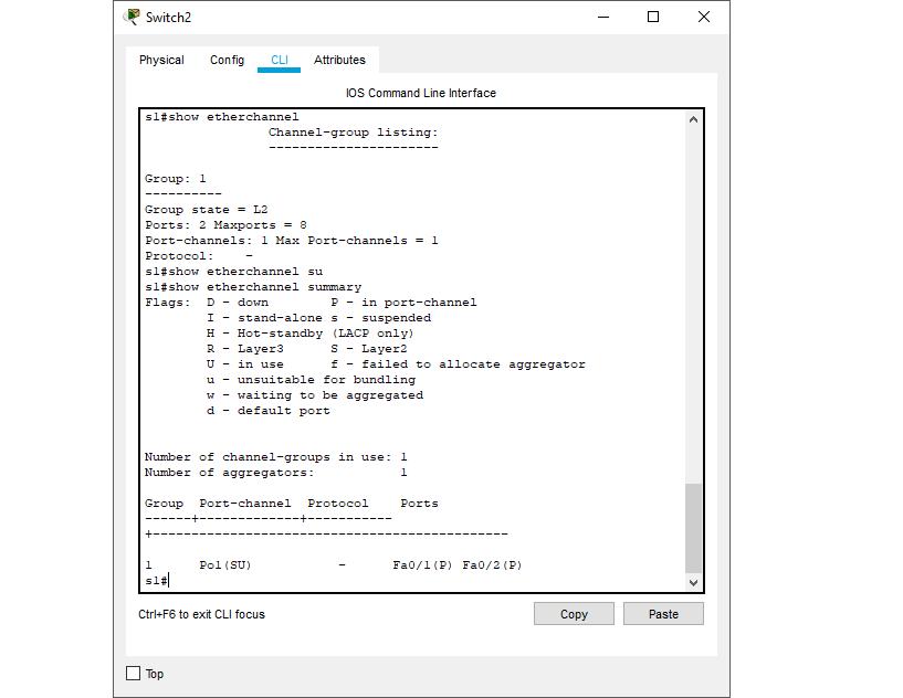 Łączenie portów w logiczny interfejs (LAG)