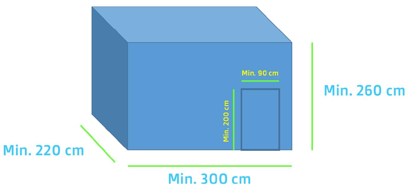Pomieszczenia dla punktów dystrybucyjnych